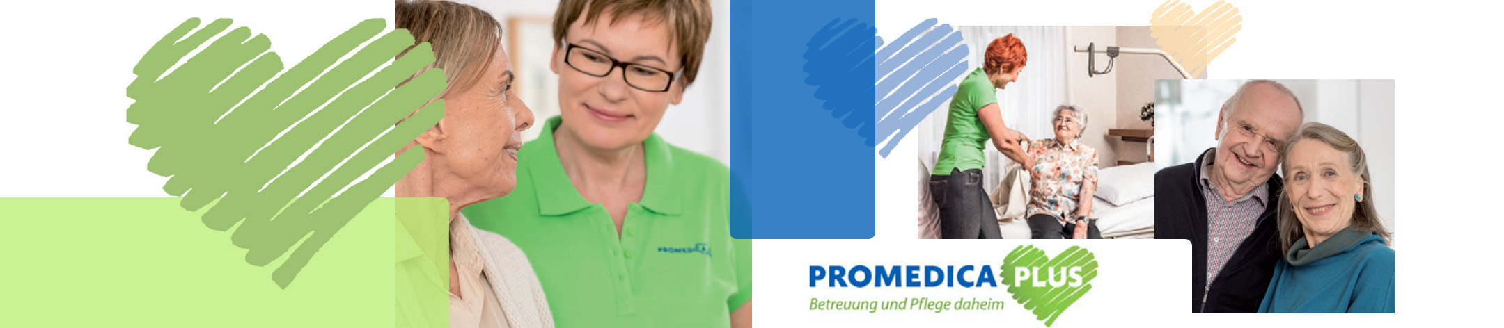 Promedica PLUS - Pflegekräfte aus Europa